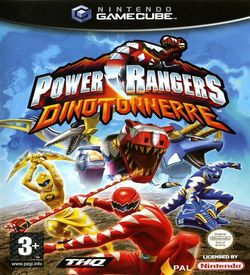 Power Rangers Dino Thunder ROM