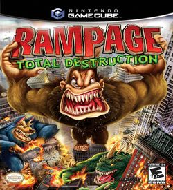 Rampage Total Destruction ROM