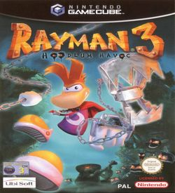 Rayman 3 Hoodlum Havoc ROM