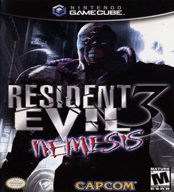 Resident Evil 3 Nemesis ROM