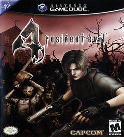 Resident Evil 4  - Disc #1 ROM