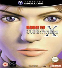 Resident Evil Code Veronica X  - Disc #1 ROM