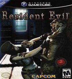 Resident Evil  - Disc #1 ROM