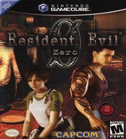 Resident Evil Zero  - Disc #2 ROM