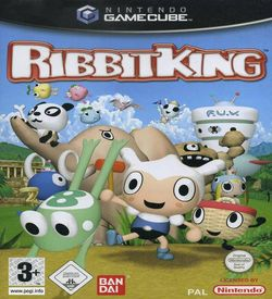 Ribbit King ROM
