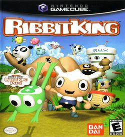 Ribbit King Plus ROM