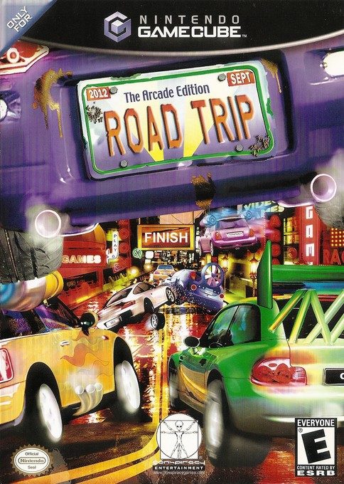 Road Trip The Arcade Edition