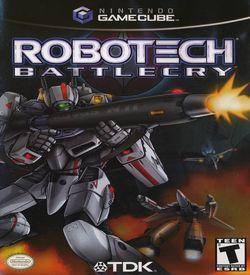 Robotech Battlecry ROM