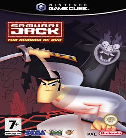 Samurai Jack The Shadow Of Aku ROM