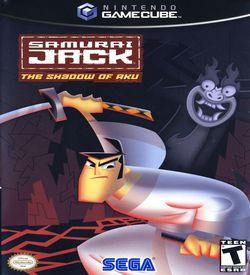 Samurai Jack The Shadow Of Aku ROM