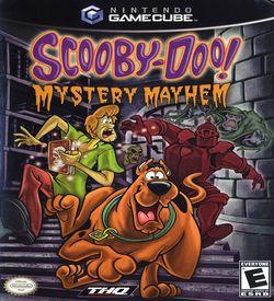 Scooby Doo Mystery Mayhem ROM