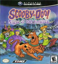 Scooby Doo Nacht Der 100 Schrecken ROM