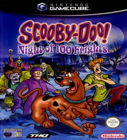 Scooby Doo Night Of 100 Frights ROM