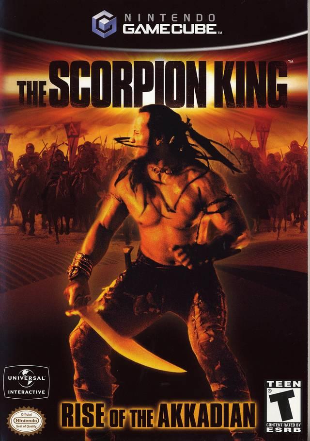 Scorpion King The Rise Of The Akkadian