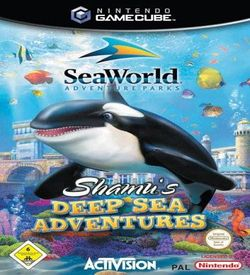 SeaWorld Adventure Parks Shamu's Deep Sea Adventures ROM
