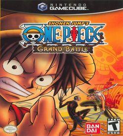 Shonen Jump's One Piece Grand Battle ROM