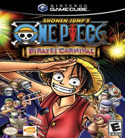 Shonen Jump's One Piece Pirates Carnival ROM