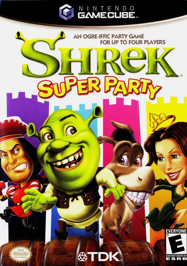 Shrek Super Party