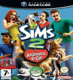Sims 2 The Pets ROM