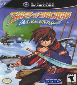 Skies Of Arcadia Legends ROM