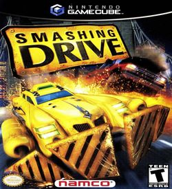 Smashing Drive ROM