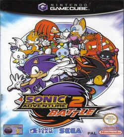 Sonic Adventure 2 Battle ROM