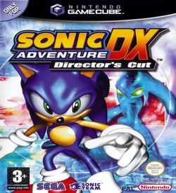 Sonic Adventure DX Director's Cut ROM