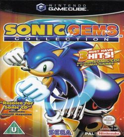 Sonic Gems Collection ROM