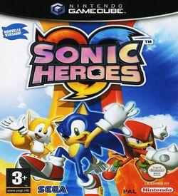 Sonic Heroes ROM