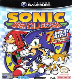 Sonic Mega Collection ROM