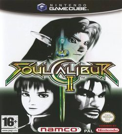 Soulcalibur II ROM