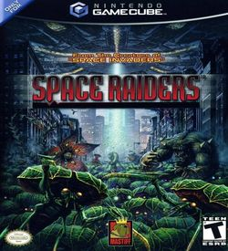 Space Raiders ROM