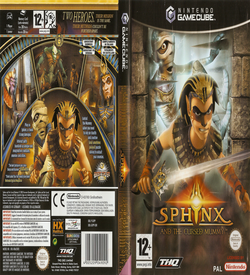 Sphinx And The Cursed Mummy ROM