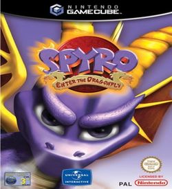 Spyro Enter The Dragonfly ROM