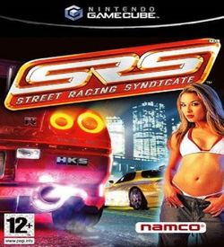 SRS Street Racing Syndicate ROM