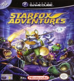 Star Fox Adventures ROM