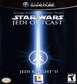 Star Wars Jedi Knight II Jedi Outcast ROM