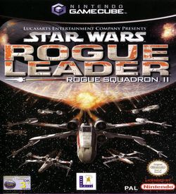 Star Wars Rogue Squadron II Rogue Leader ROM