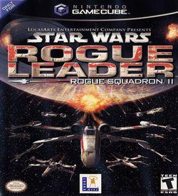 Star Wars Rogue Squadron II Rogue Leader ROM