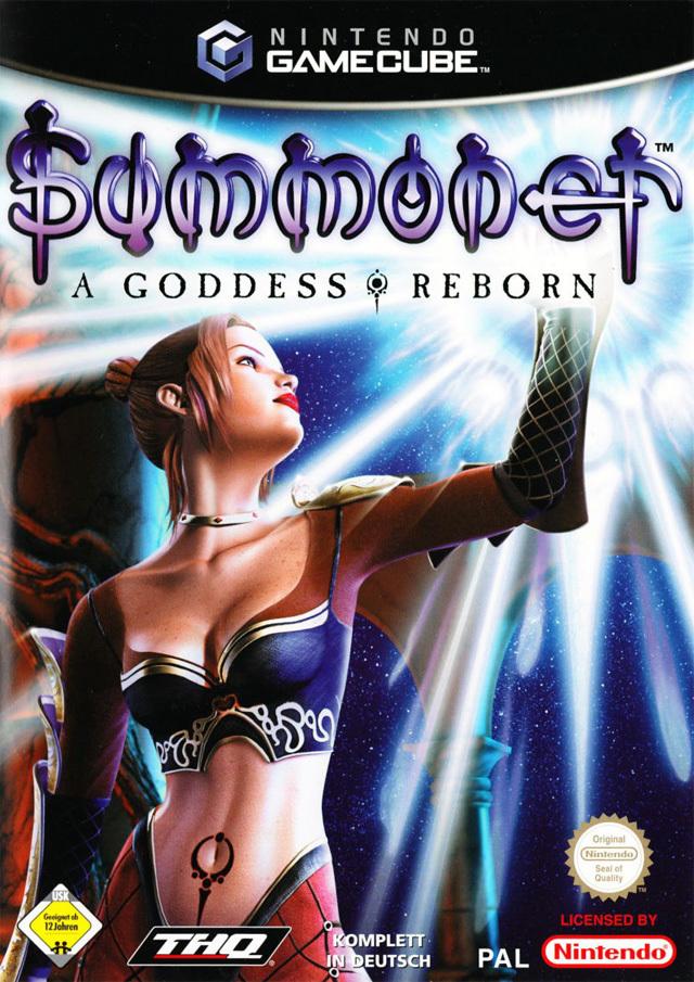 Summoner A Goddess Reborn