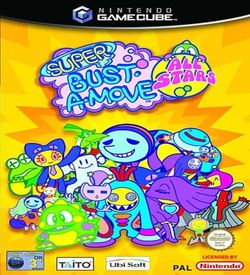 Super Bust A Move All Stars ROM