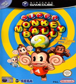 Super Monkey Ball 2 ROM