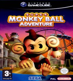 Super Monkey Ball Adventure ROM