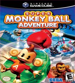 Super Monkey Ball Adventure ROM