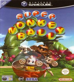 Super Monkey Ball ROM