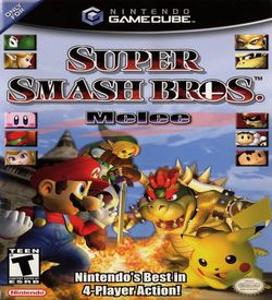 Super Smash Bros. Melee ROM