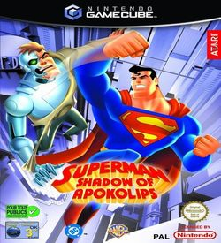 Superman Shadow Of Apokolips ROM