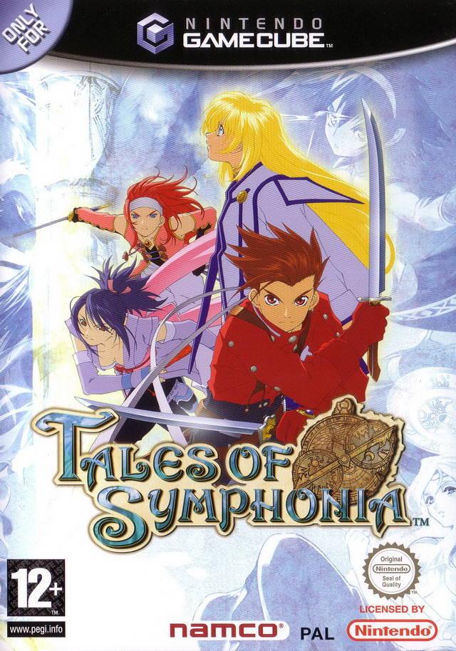 Tales Of Symphonia  - Disc #1