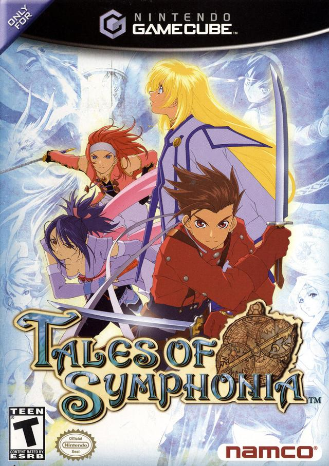 Tales Of Symphonia  - Disc #1