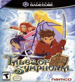 Tales Of Symphonia  - Disc #1 ROM